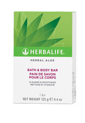 Aloe bad en body bar