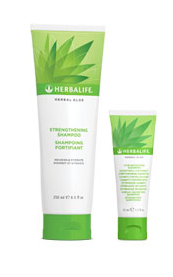 Aloe versterkende shampoo