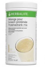 Proteïne drankmix vanille